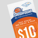 Swish 'n Soar | Brandilly Creative Group